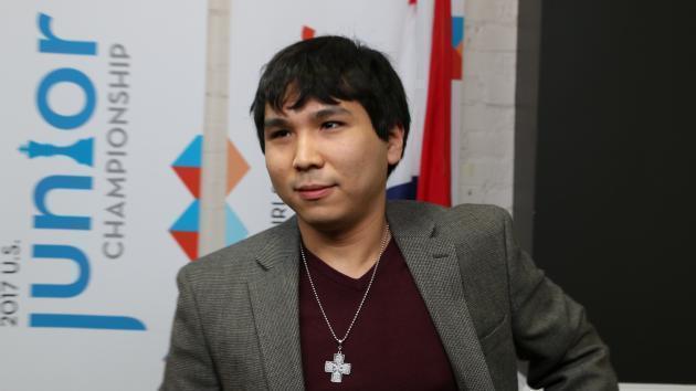 So gagne en finale contre Onischuk et devient pour la première fois champion des Etats-Unis