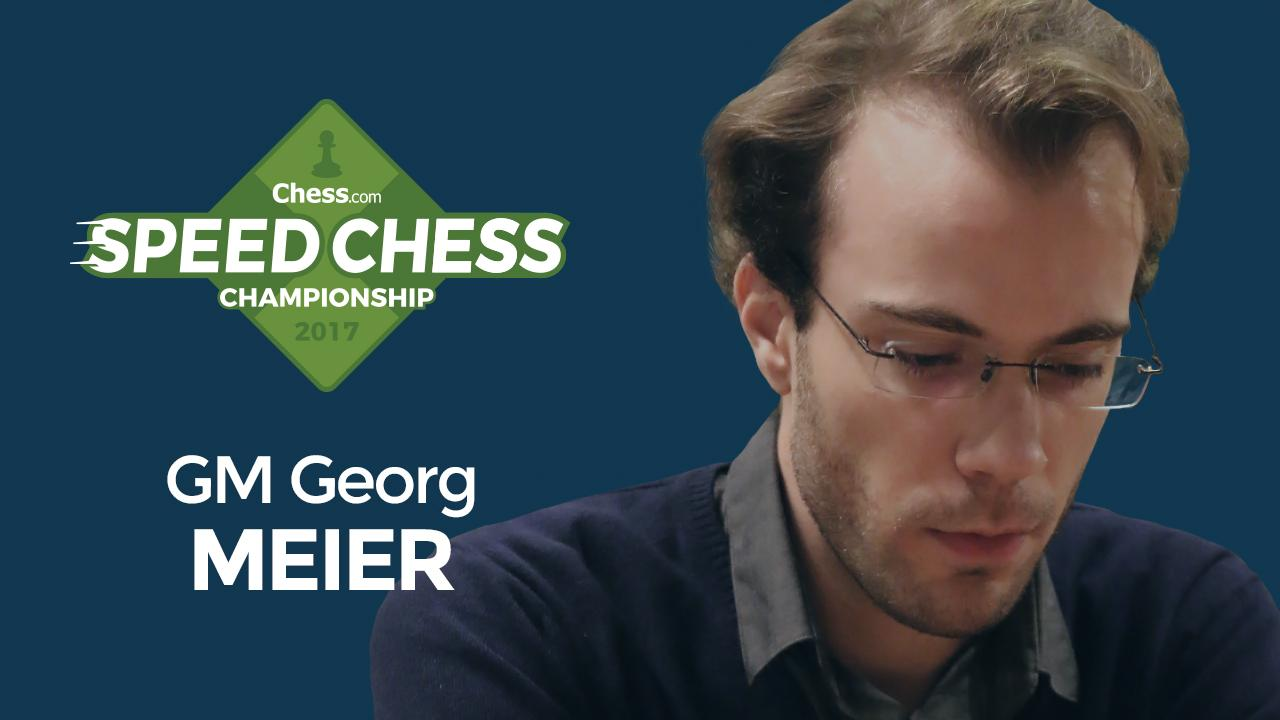 Meier Wins 2nd Speed Chess Qualifier Amid Nakamura Drama