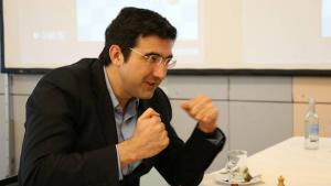 Thumbnail van Nakamura, Svidler Lead After Fighting Chess In Zurich