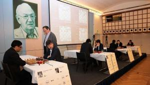 Nakamura, Nepomniachtchi Top Zurich's Classical; Tight Race Entering Blitz Tomorrow's Thumbnail