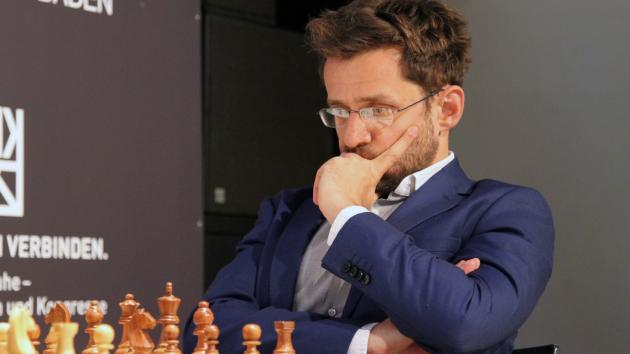 Aronian New Leader At Grenke