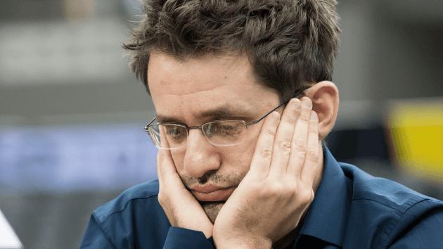 Aronian Novo Líder no Grenke