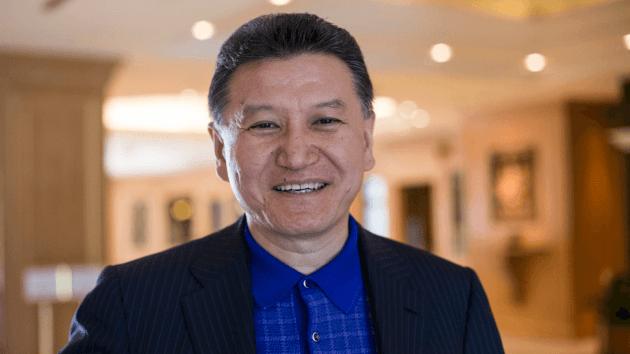 Ilyumzhinov will 2018 erneut als FIDE Präsident kandidieren