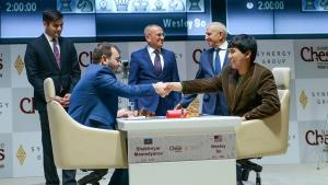 So's Unbeaten Streak Ended By Mamedyarov