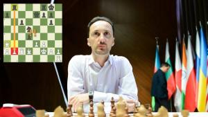 Topalov Wins A Brilliancy In Shamkir's Thumbnail