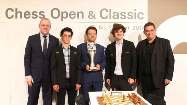 Aronian verpasst den fünften Sieg in Folge