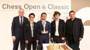 Aronian rate une cinquième victoire d'affilée