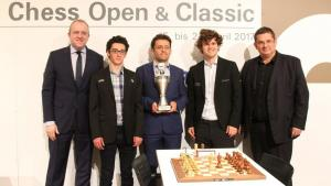 Levon Aronian gana el Grenke Chess Classic