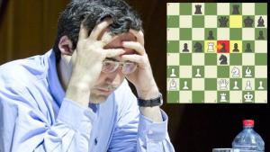 Kramnik Wins With Amazing Rook Sac In Shamkir