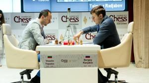 Karjakin, So Notch 1st Wins In Shamkir's Thumbnail