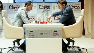 Karjakin, So Notch 1st Wins In Shamkir