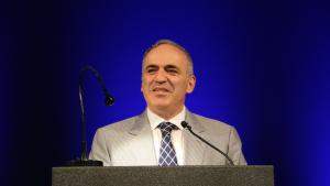 Meet Kasparov, Reimeet A Legend, Run U.S. Chess