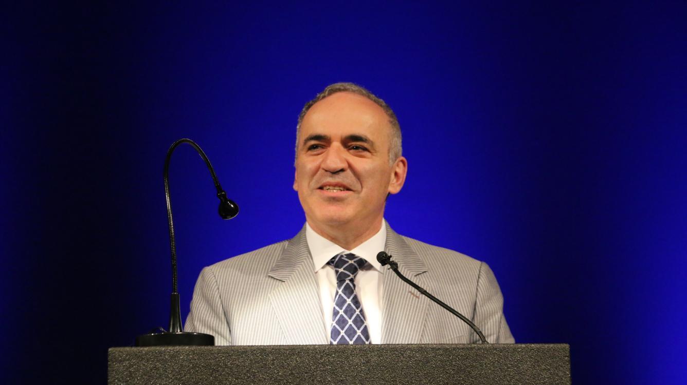 Meet Kasparov, Re-Meet A Legend, Run U.S. Chess