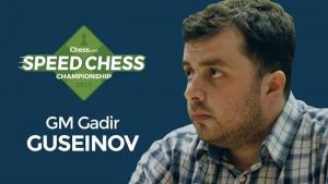 Guseinov, último clasificado para el Speed Chess