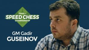 Guseinov snek til seg siste kvalik-plass i Speed Chess-mesterskapet