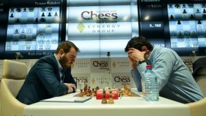 Mamedyarov Extends Lead As Kramnik Struggles