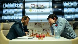 Mamedyarov baut seine Führung aus - Kramnik strauchelt's Thumbnail