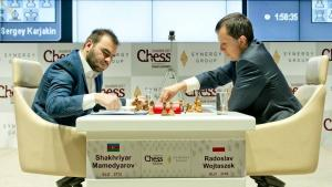 Brilliant Wojtaszek Cuts Mamedyarov's Lead To Half-Point In Shamkir's Thumbnail