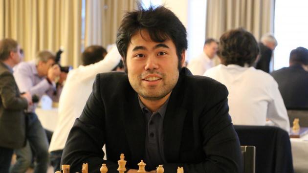 Nakamura gewinnt das Eröffnungsspiel der Speedschach Meisterschaft