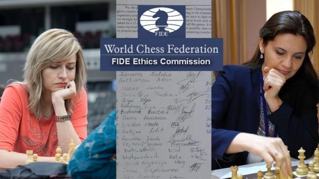 Comissão de Ética Propõe Suspender Zhukova Por Três Meses