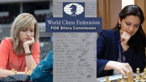 Miniatura de La comisión de ética propone una sanción de 3 meses para Zhúkova
