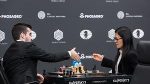 Hou Yifan Sole Winner In Moscow GP Round 1's Thumbnail