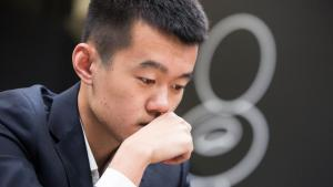 Miniatura de Dos líderes chinos tras la 2ª ronda del GP de Moscú