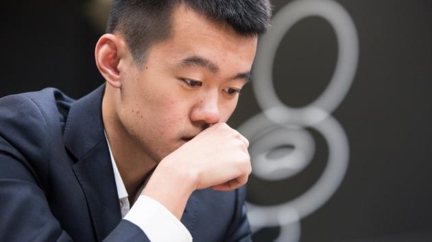 To kinesere i ledelsen etter to runder i Moskva Grand Prix