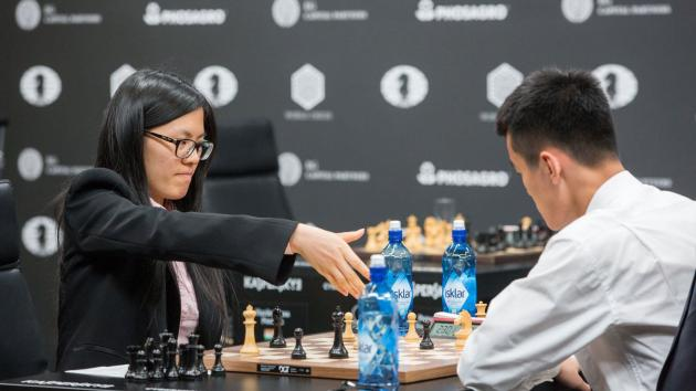 Ding Leads After Dramatic Day At Moscow GP