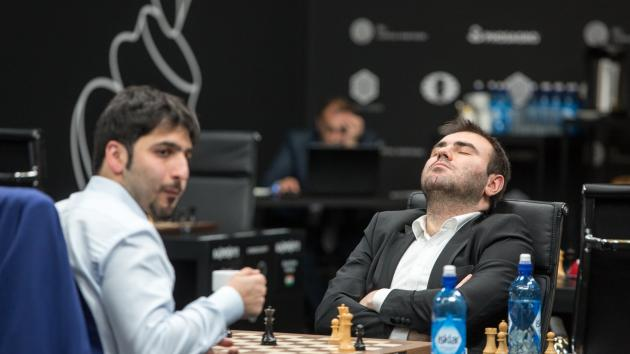 Mamedyarov bryter 2800-grensen, tar igjen Ding i Moskva