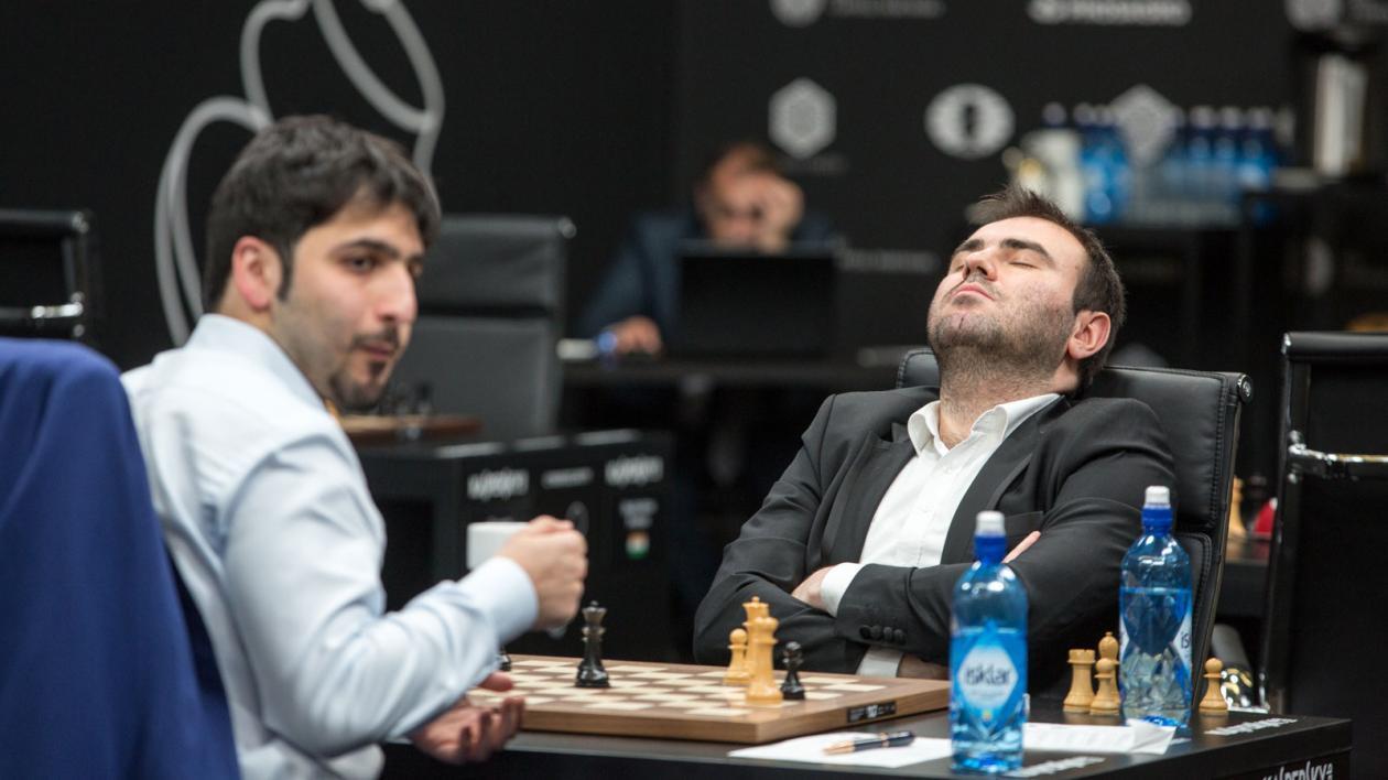 Mamedyarov erreicht die 2800 Marke in Moskau