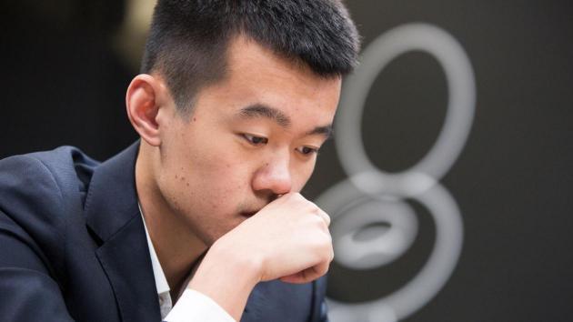 Dois Lideres Chineses No GP de Moscovo Depois da Segunda Rodada