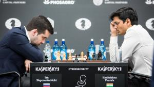 Moscow GP: 'Hari' Beats 'Nepo' In Dramatic Game