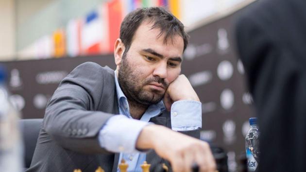 Mamedyarov Arrecada Largos Pontos Ao Vencer Siberia, Agora #6 do Mundo