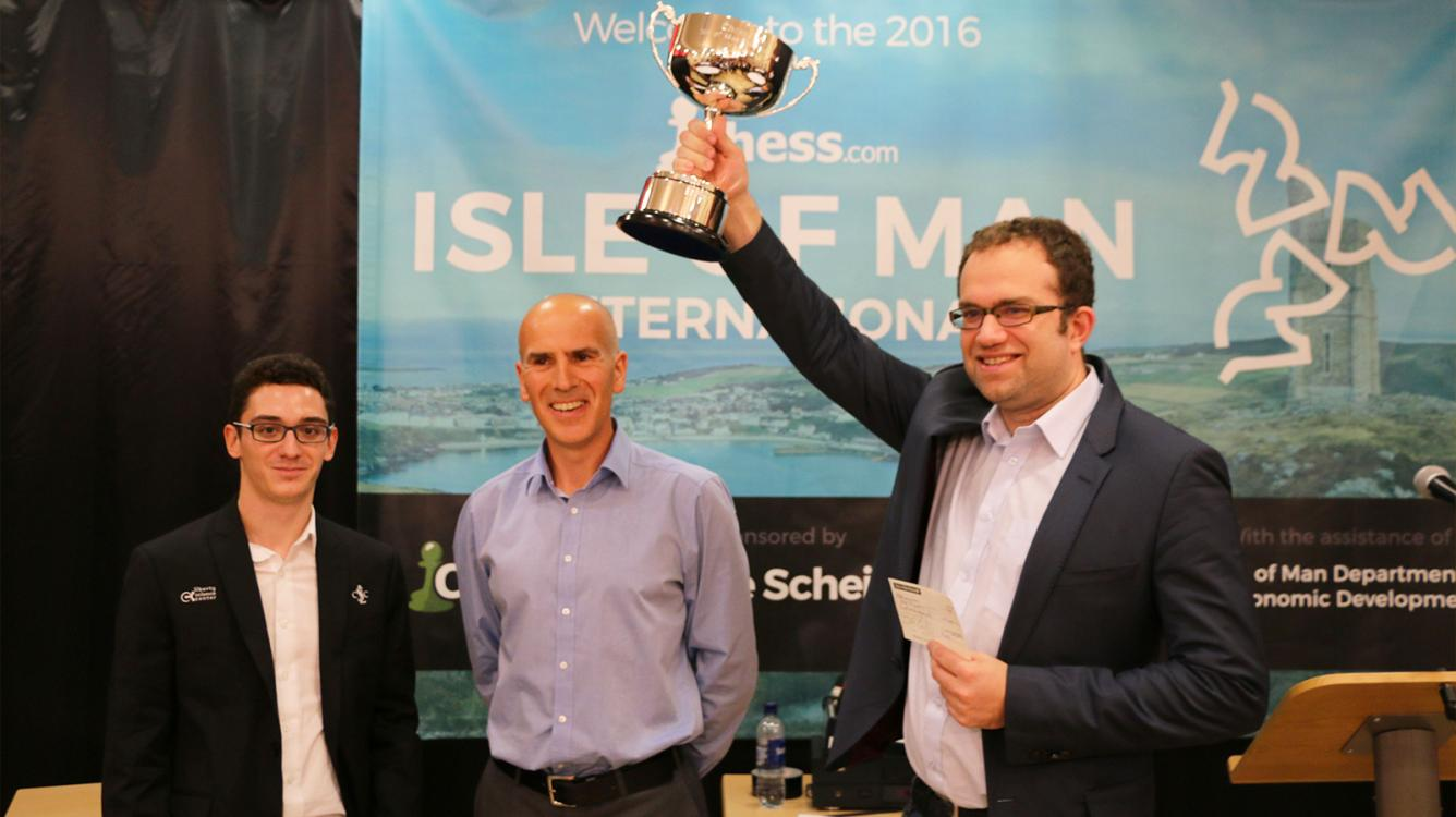 £50,000 1st Prize At Chess.com Isle Of Man Tournament