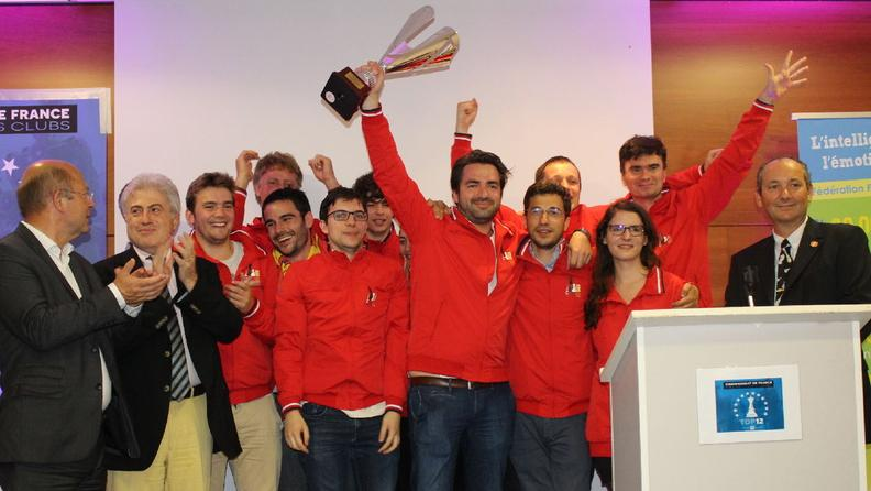 MVL Joins Clichy To Clinch 15th French Title