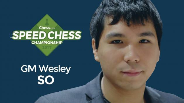 So slo ut Giri i nervepirrende Speed Chess-duell