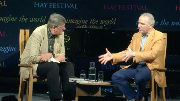 """""""Deep Thinking"""": Kaspárov está de gira"""