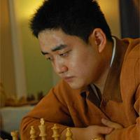 Wang Yue joint leader in Grand Prix