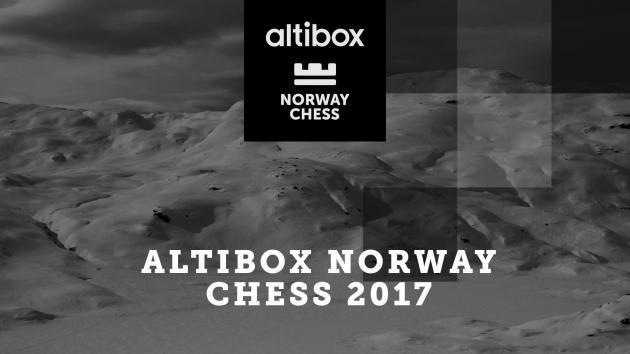 Empieza el Norway Chess (torneo más fuerte del 2017)