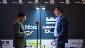 Kramnik Beats Anand, Joins Nakamura At Norway Chess's Thumbnail
