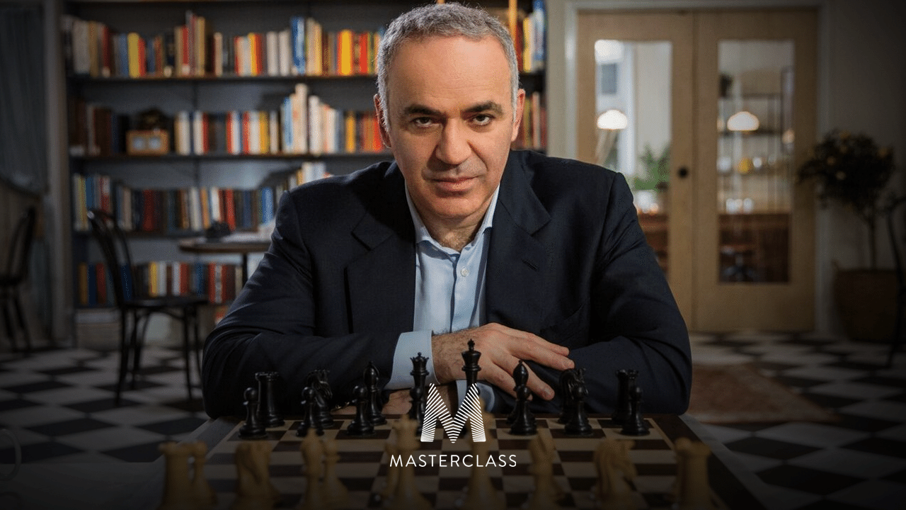 kasparov teaches chess online masterclass sponsors speed chess championship. Black Bedroom Furniture Sets. Home Design Ideas