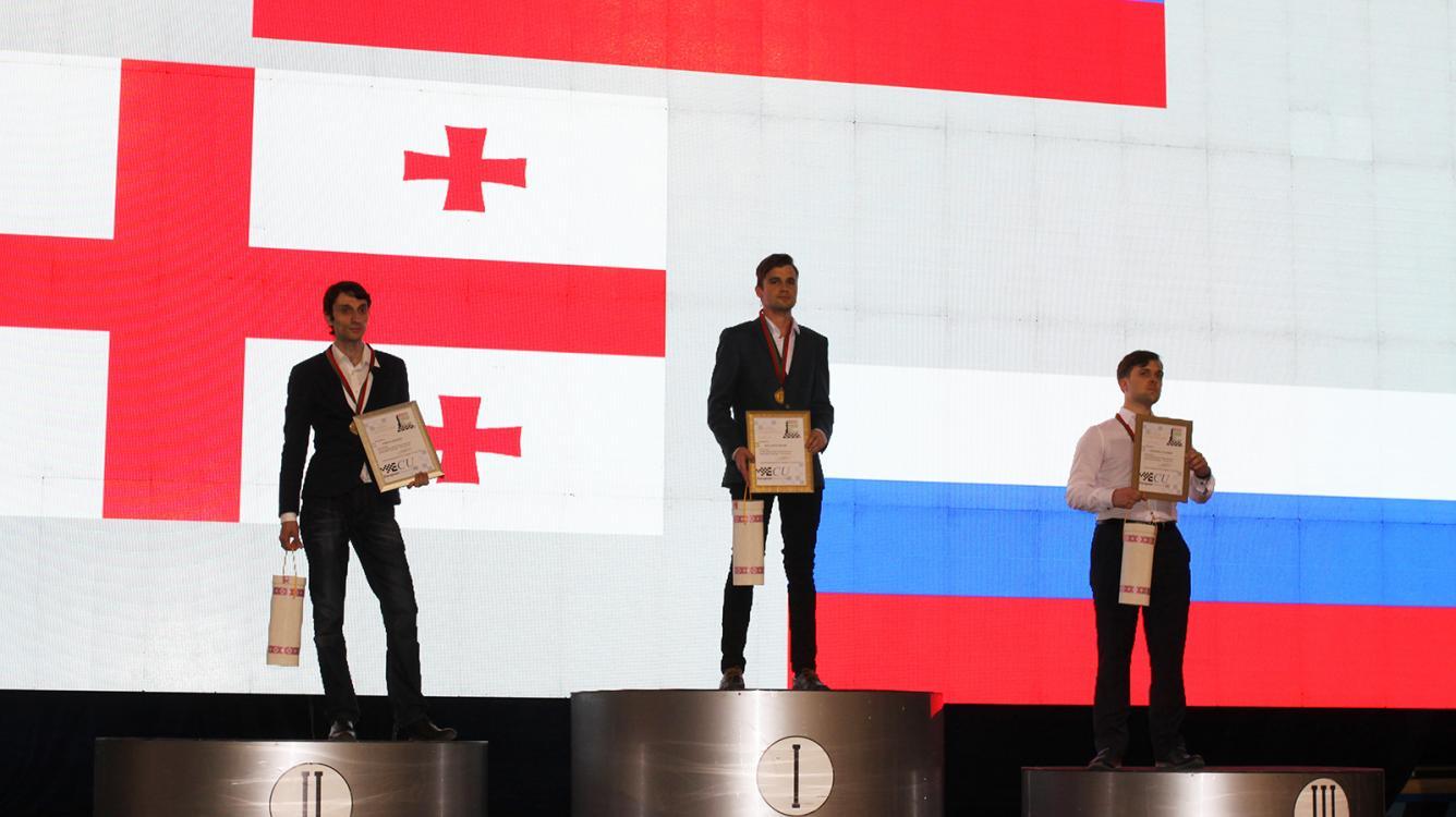 Maxim Matlakov Wins European Championship