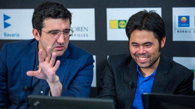 Norway Chess: Затишье после бури