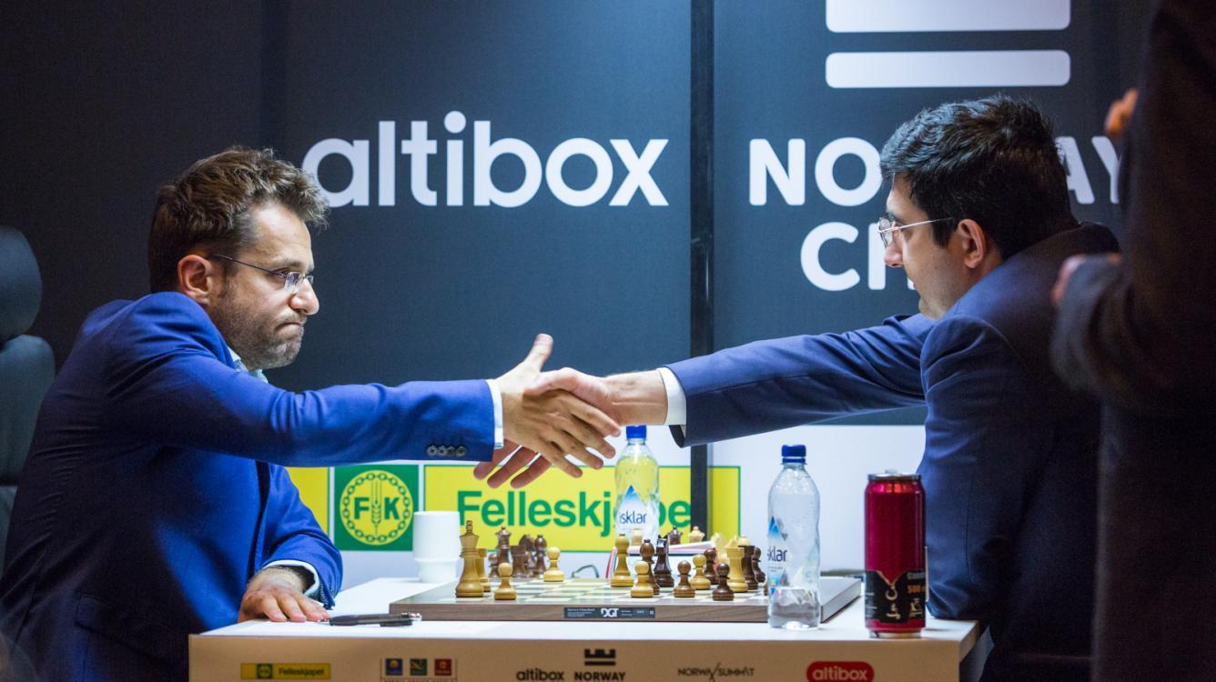 Aronian Beats Another World Champ, Catches Nakamura