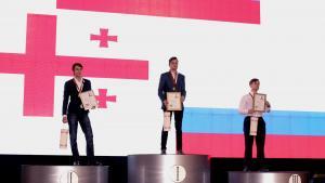 Максим Матлаков побеждает на чемпионате Европы