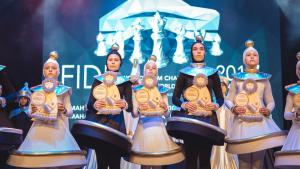 China, Poland Lead World Team Championship's Thumbnail