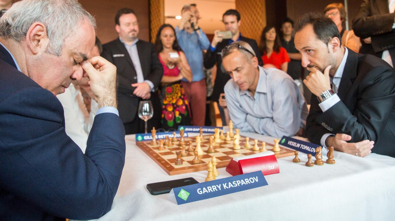 Grand Chess Tour Takes Off In Paris