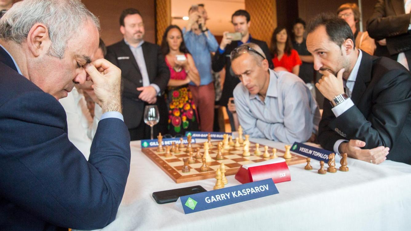 Le Grand Chess Tour débute à Paris