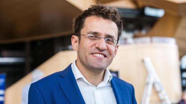 Aronian Vence o Torneio Altibox Norway Chess